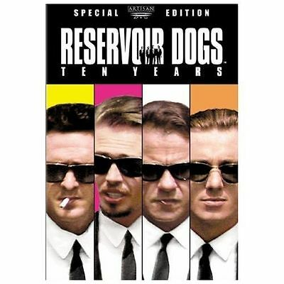 Reservoir Dogs ~ NEW & SEALED! (DVD 1992 Two-Disc 10th Anniversary NEW & SEALED!