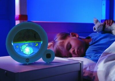 Claessens' Kids Kid'Sleep Classic Sleep Trainer, Blue
