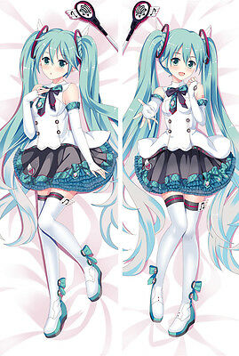 Anime Hatsune Miku Dakimakura Pillow Case Cover Hugging cosplay