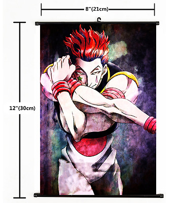 Japan Anime :Hunter X Hunter home decor Wall Scroll Poster 1789