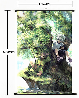 Japan Anime :Hunter X Hunter home decor Wall Scroll Poster 1788