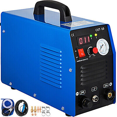 Plasma Cutter CUT50 IGBT 50A 220V CNC Compatible Hot Sale PT31 Torches