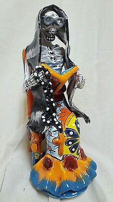 """TALAVERA ceramic from the day of the dead Collection  """"RESANDERA"""""""