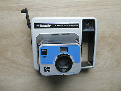Vintage Instant film Kodak the HANDLE circa 1977-1979