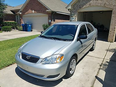 2007 Toyota Corolla  2007 Toyota Corolla with less than 22,000 original miles