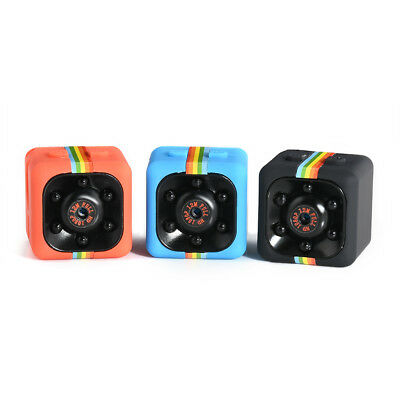 SQ11 Full HD 1080P Mini Car Hidden DV DVR Camera Spy Dash Cam IR Night Vision XJ