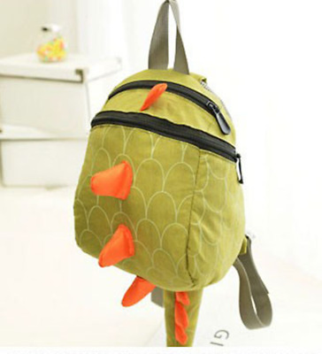 Small Dinosaur Bag Children Bag Kindergarten Backpack Cartoon Bags