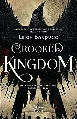 Crooked Kingdom: Book 2 (Six of Crows) by Leigh Bardugo Paperback BRAND NEW 2017