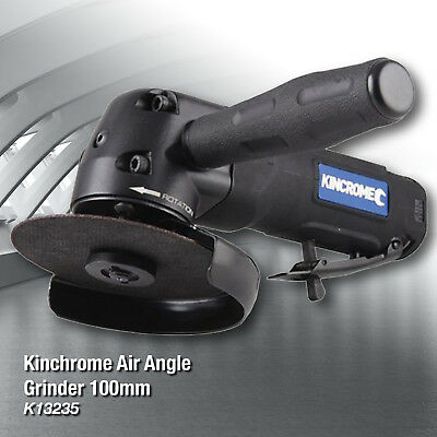 KINCROME K13235 PNEUMATIC AIR ANGLE GRINDER 100mm  ULTIMATE POWER