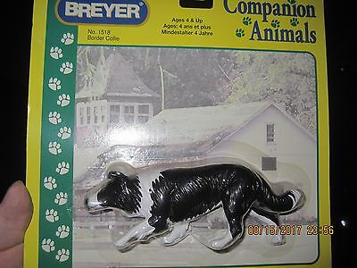 Breyer Companion Animals Border Collie No. 1518 NIB