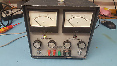 Farnell C2 Linear bench test  Variable adjustable power supply 0-30V 0-2A (1)