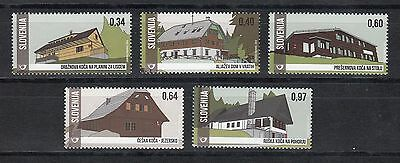 Slovenia Slovenien 2015 MNH** 14 Mountain Hut