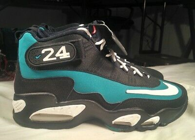 Authentic Nike Griffey Max 1 Freshwater/ White/ Black Size 11.5