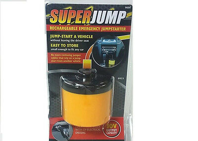 Super Jump Rechargeable Emergency Jumpstarter 30V