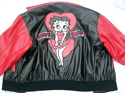 Betty Boop Coat Jacket 2004 King Feature Syndicate Excelled Cartoon
