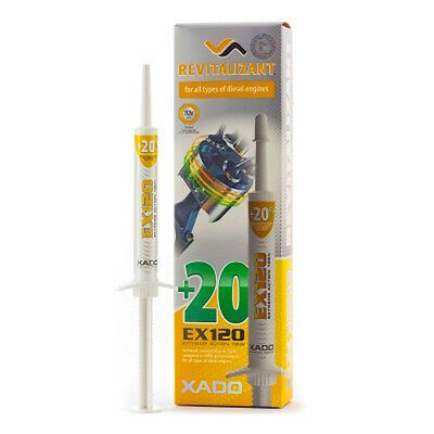 XADO Gel EX 120 Diesel engine Reinforced revitalizant