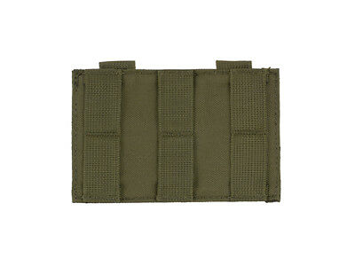 MOLLE HORIZONTAL MOUNT PANEL - OLIV - Airsoft Softair Pouch Panel Tasche