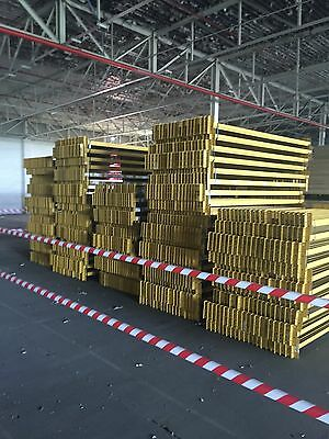 Link 51 stepped beams 2700mm 500kg UDL ***JUST FEW LEFT*** Pallet Racking beams