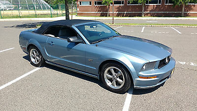 2007 Ford Mustang GT upercharged 2007 Mustang GT Convertible