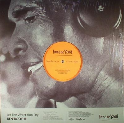 "BOOTHE, Ken/KUSH MCANUFF - Let The Water Run Dry - Vinyl (12"")"