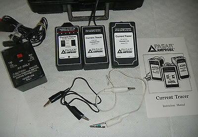 Pasar Amprobe Current Tracer Set CT100  With T10 Transmitter & Wide Range Conver