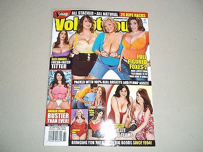 Vintage Mens glamour magazine SCORE group Voluptuous 03 / 12