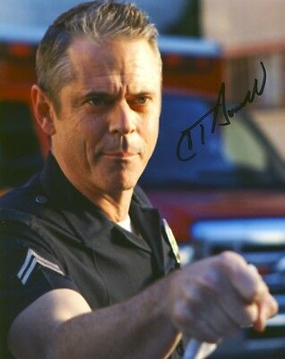 C Thomas Howell - Autographed 8x10 Photo  signed