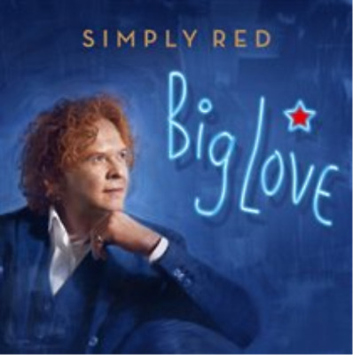 Simply Red-Big Love  CD NUOVO (US IMPORT)