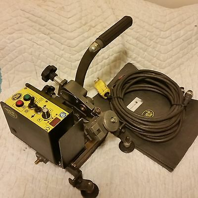 Bug-O Systems KBUG-1200 Digital Compact Welding linear torch tractor