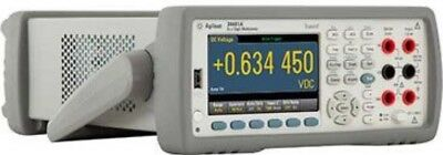 Agilent Technologies 34461A Digital Multimeter Auto/Manual 6-1/2