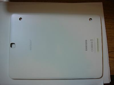 new concept e9af4 647c5 OEM VERIZON SAMSUNG Galaxy Tab S2 Sm-T817V Replacement Back Cover Housing