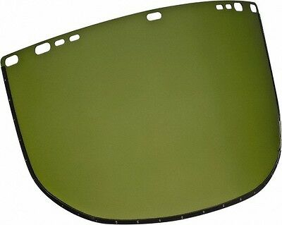 JACKSON SAFETY* F30 Acetate Face Shield - Dark Green 3442/29090