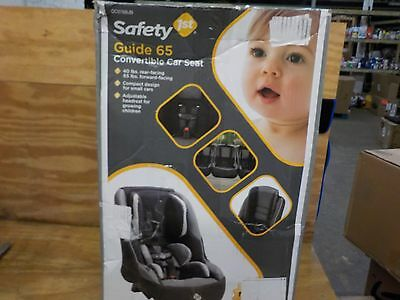 Safety 1st Guide 65 Convertible Car Seat, Seaport, MISSING LOWER BACK SUPPORT