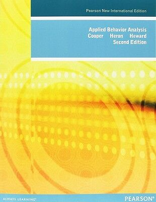 Applied Behavior Analysis (2015) - Neupreis 67,90€