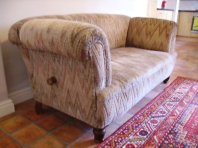 Victorian/Edwardian Double Drop-End Sofa