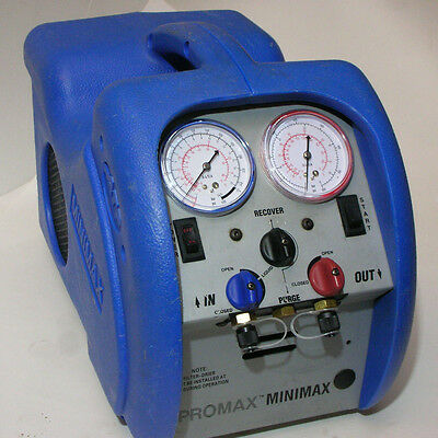 Promax Model Minimax Recovery Machine