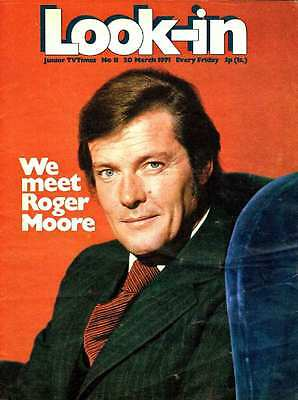 Look - In Junior Tv Times / 179 Issues / 1971-1994  Dvd Rom Collection