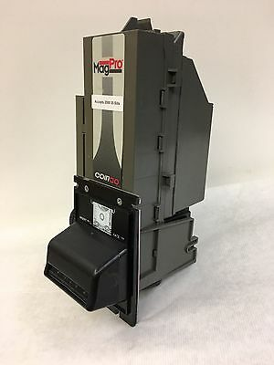 Coinco MAG50B Mag Pro Dollar Bill Acceptor Validator Accepts $5 Bills, quick box