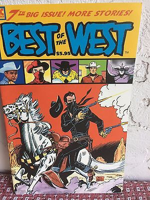 BEST of the WEST/ AC Comics #7, 1999/ Durango Kid/ Monte Hale /Collectible.