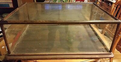 Antique large general store counter top display