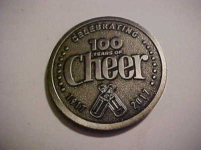 Cheerwine Soda 100th Anniversary Employee Token