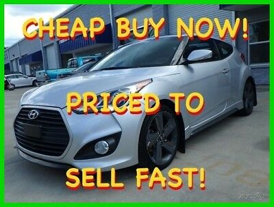 2013 Hyundai Veloster TURBO 6 SPD NAV SNRF LTHR ALL OPTS CHEAP BUY NOW 2013 HYUNDAI VELOSTER TURBO 6 SPD LTHR PANO NAV DIMENSION XM CD SAT CHEAP BUY