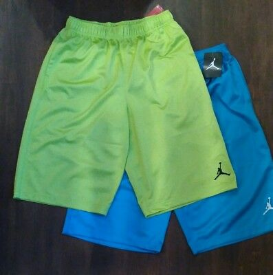 Nike shorts basketball JUMPMAN 23 lot of 2  - boy XL new with tags