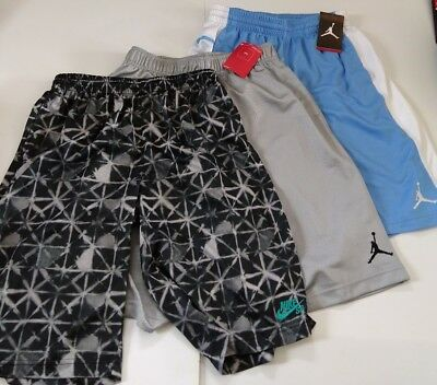 Nike shorts basketball JUMPMAN 23 lot of 2  - boy L new with tags