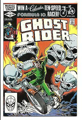 GHOST RIDER (Vol.1) # 65 (FEB 1982), NM