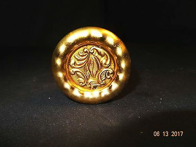 Nice Antique Doorknob Brass c. 1880'S Door Knob Hardware Victorian
