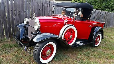 1930 Ford Model A Pickup Convertible 1930 Model A Ford Roadster Pickup