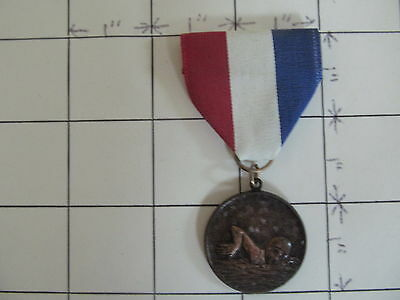 swimming medal Bronze finalist vtg 3rd place