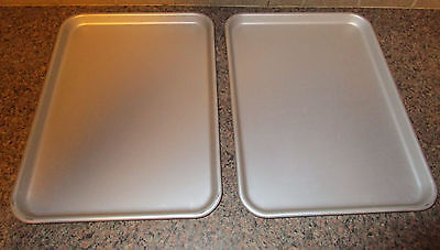 "Set Of 2 9"" By 14"" Pizza Pans, Pizza Hut 10667 160"