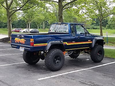 1987 Toyota Other  1987 Toyota Pickup 4x4 22r Manual Trans with 64k orig